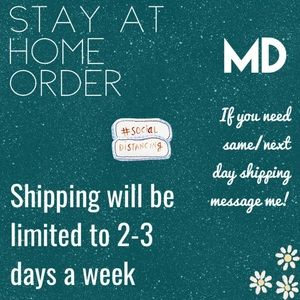 Shipping Will Be Limited